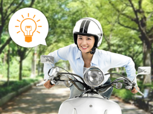 原付やバイクで自賠責保険の加入・更新する方法